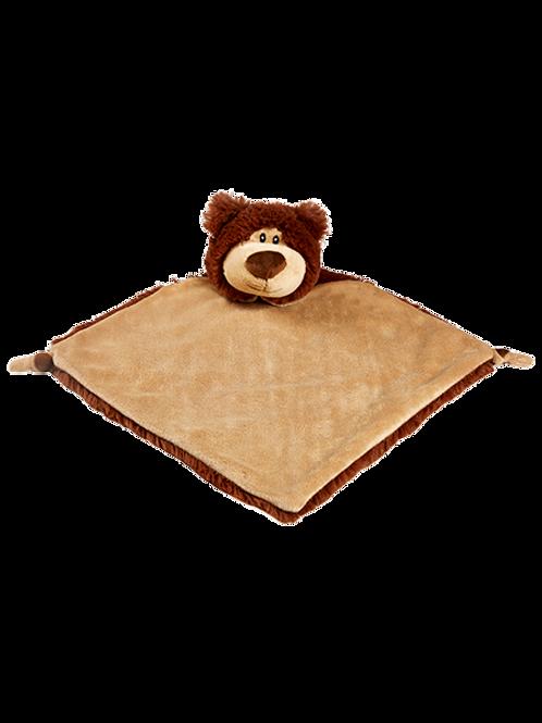 Brown Bear Comforter