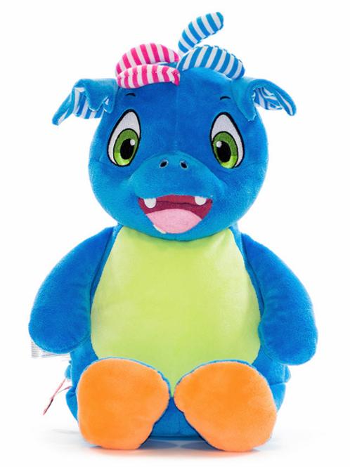 "Scorch 15"" Blue Dragon"