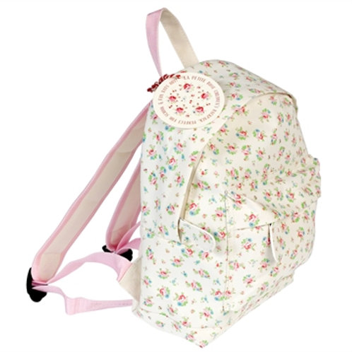 Bella's Boutique Title Personalised Mini Backpack La Petite Rose Gift for Children
