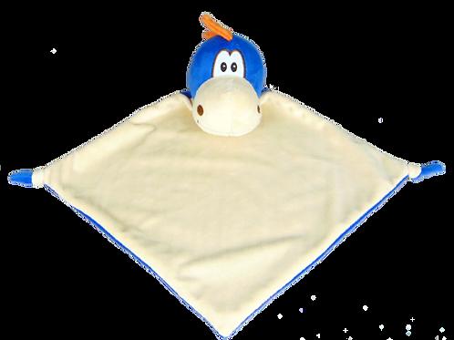 Blue Dragon Comforter