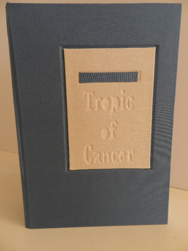 Clamshell Case for Tropic Of Cancer