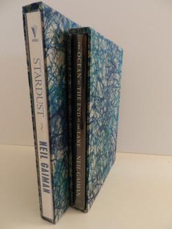 Neil Gaiman Slip Cases