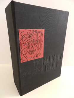 Naked And The Dead Clamshell Case