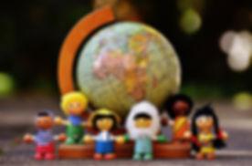 Different-Nationalities-Human-Children-G