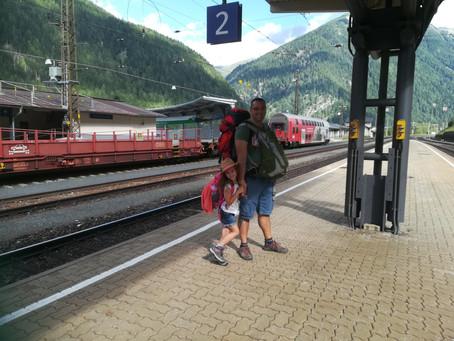 Interrailen met kinderen: onze ervaring met een treinrondreis