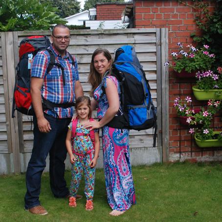 Backpacken met kinderen – wat neem ik mee in mijn rugzak?