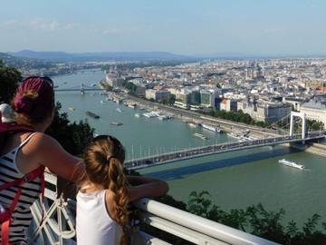 48 uur in Boedapest met het gezin
