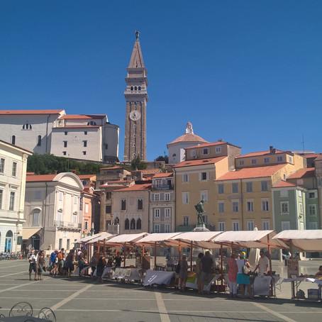 De Sloveense kust met kinderen: vijf redenen om hier naartoe te reizen