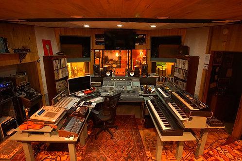 Mix an Album