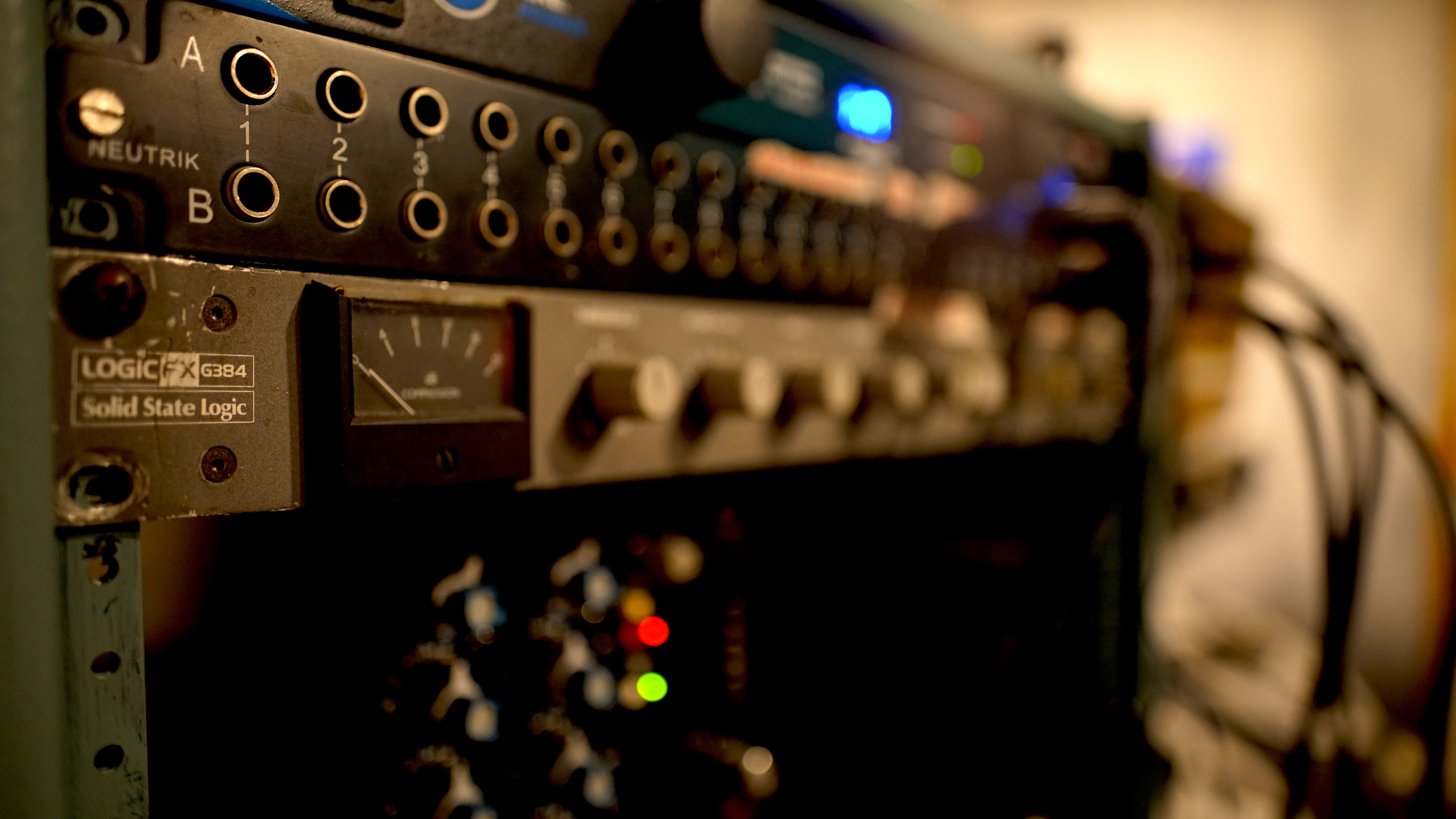 SSL G-Series Compressor