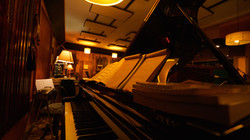 Our Schafer & Sons Baby Grand.