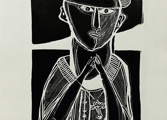 Gravura em Linotipia - Daniel Dobbin