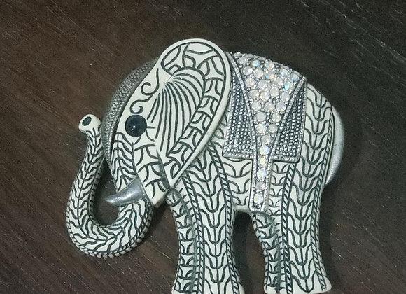 Broche Elefante -Bijuteria