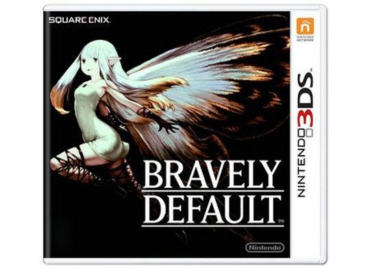 Jogo Bravely Default - NINTENDO 3DS