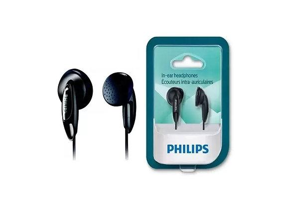 Fone de ouvido Philips in-ear headphones
