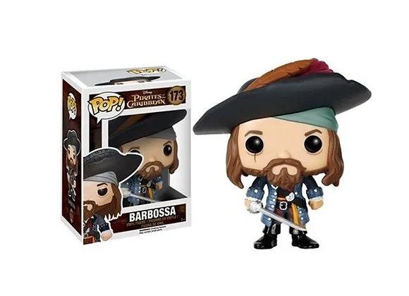 Funko Pop Barbossa - Pirates Of The Caribbean