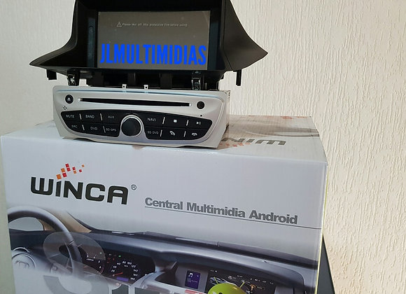 CENTRAL MULTIMIDIA ANDROID PARA RENAULT FLUENCE 2009-2011