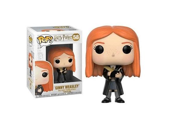 Funko Pop Ginny Weasley  - Harry Potter