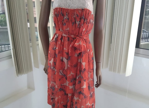 Vestido Maria Garcia - Tam 40