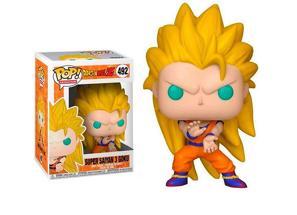 Funko Pop Goku Super Saiyan 3 - Dragon Ball Z