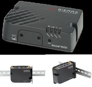Sierra RV50 – 4G-reititin alhaisella virrankulutuksella