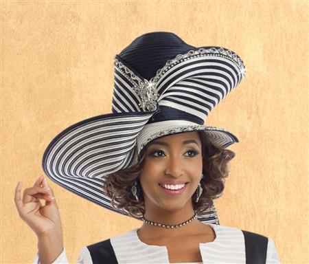 Donna Vinci Couture Hat  H5559  8e45199c406