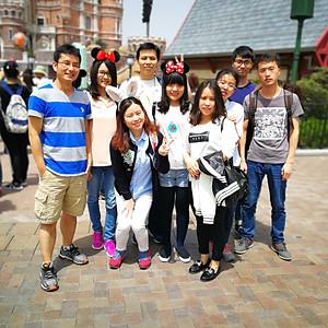 Disney land @Shanghai,  China