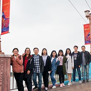 Ocean park in Shanghai