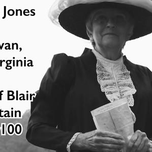 Mother Jones in West Virginia Coal Fields Making Speeches to Excite Miners - #Blair100