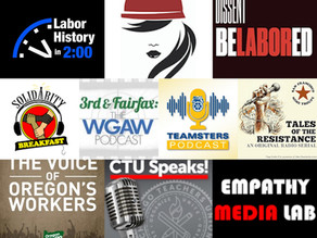 Working People Podcast Excerpt - Labor Radio Podcast Network Weekly Roundup - July 10, 2021