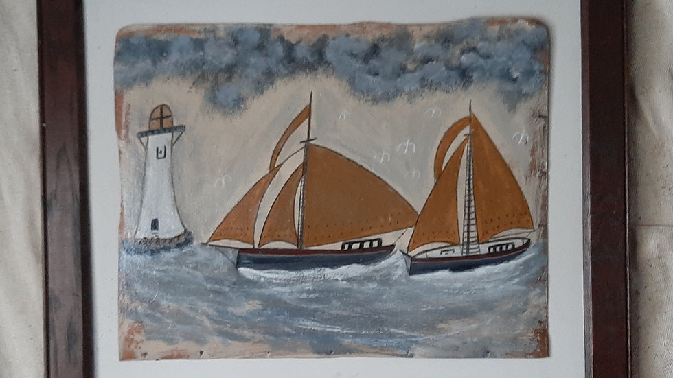 Yellow Sails  SOLD