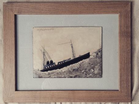 """""""The Newlyn Steamer"""""""