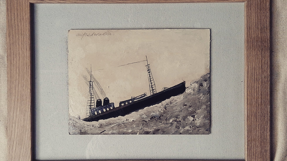 The Newlyn Steamer