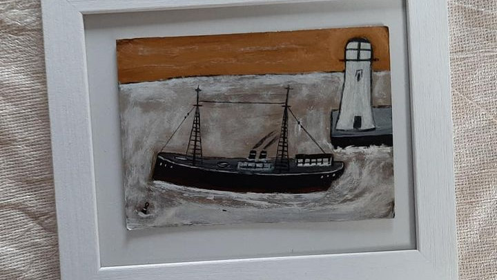 After the St Ives artist ALFRED WALLIS