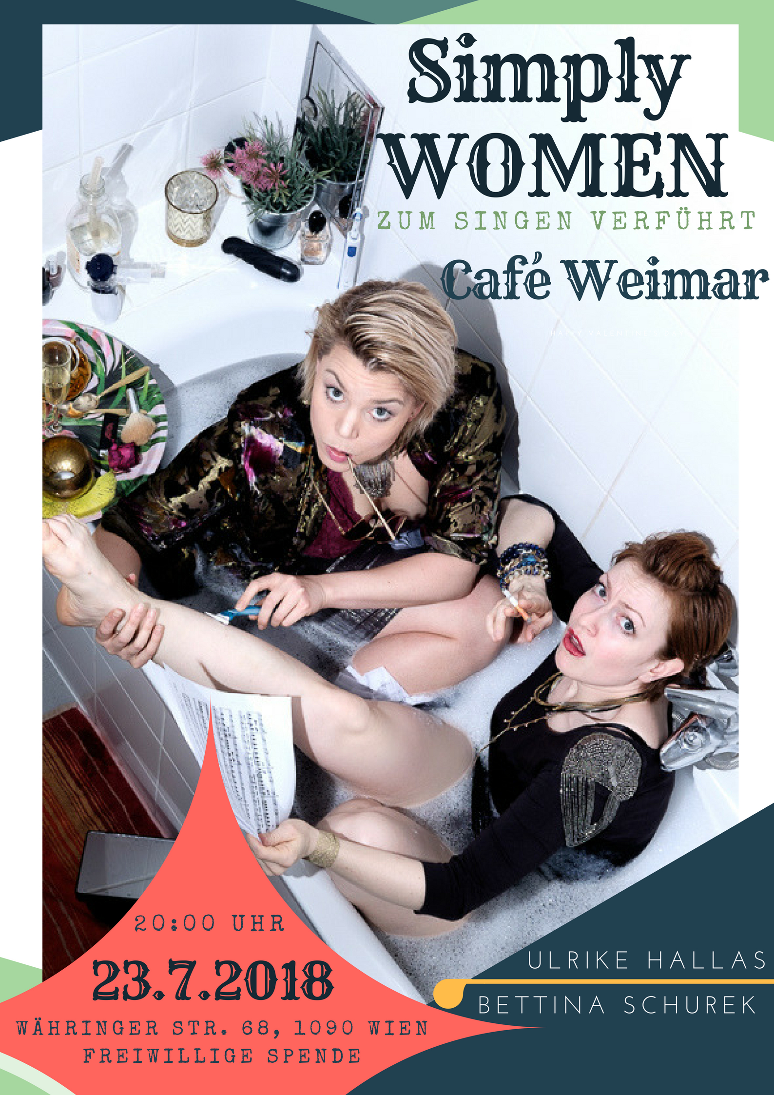 Simply Women mit Ulrike Hallas