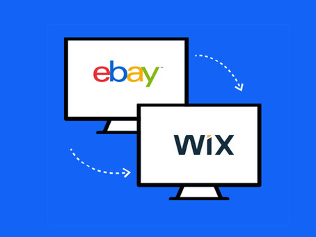 How To Connect Your eBay Store To Your Wix Website