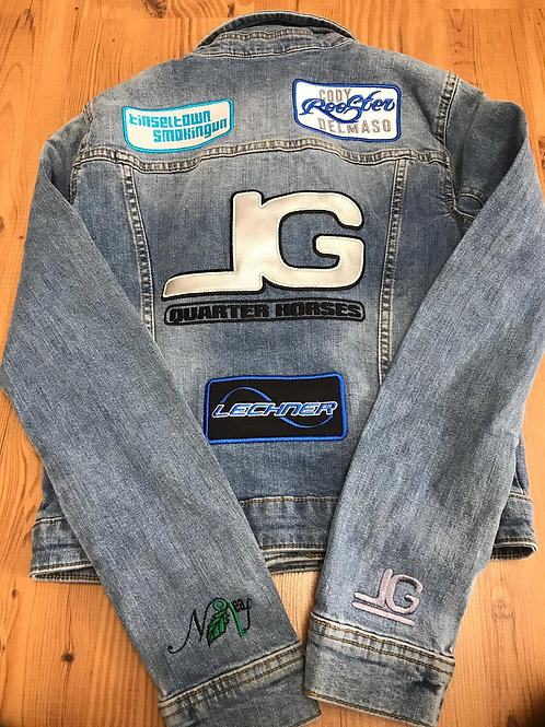LG Limited Edition - Jeans Jacket