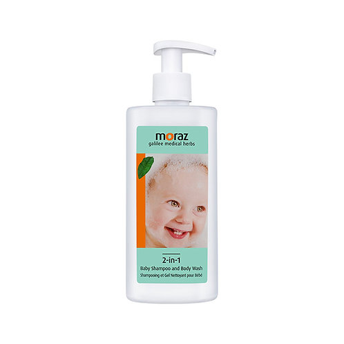 嬰幼兒髮膚沐浴露(不澀眼配方) Baby Shampoo and Body Wash