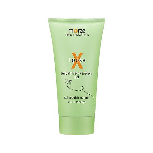 草本天然驅蚊靈 X-Toosh All Natural Aromatic Insect Repellent Gel