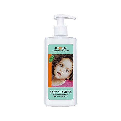 洋甘菊嬰幼兒溫和洗髮露 Baby Shampoo