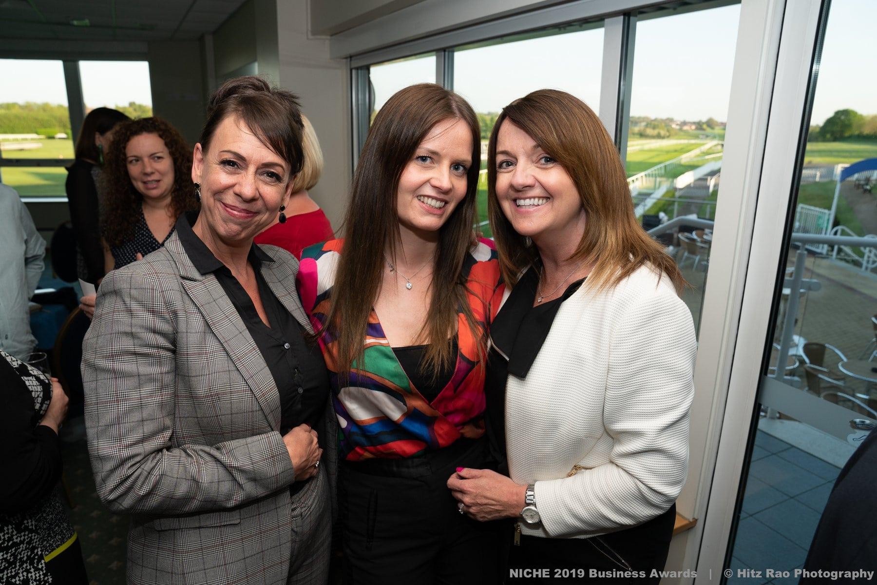 Niche Business Awards - Eileen Richards Recruitment Leicester
