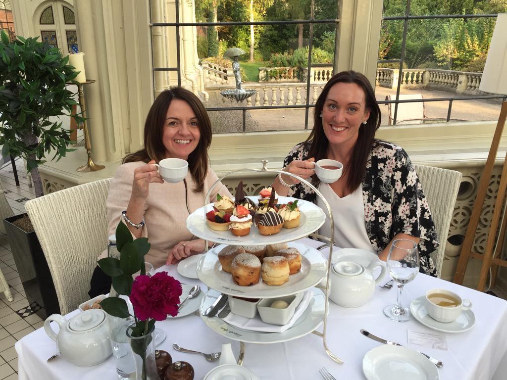 Afternoon Tea at Kilworth House
