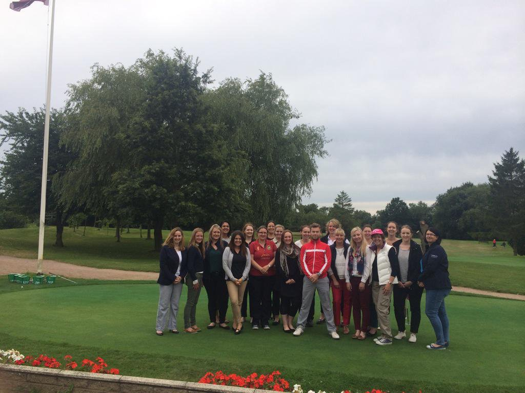 Enterprising Women Golf Day
