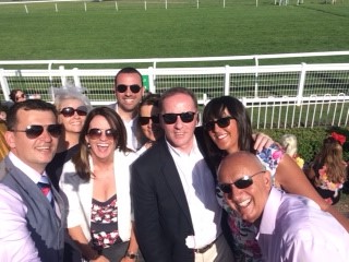 Ladies Day at Leicester Racecourse