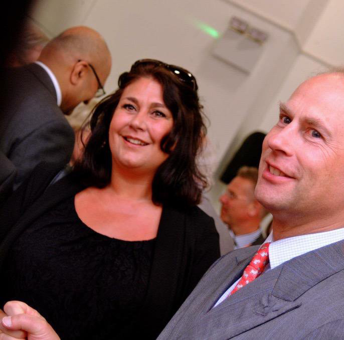 Prince Edward visit to Soft Touch Arts