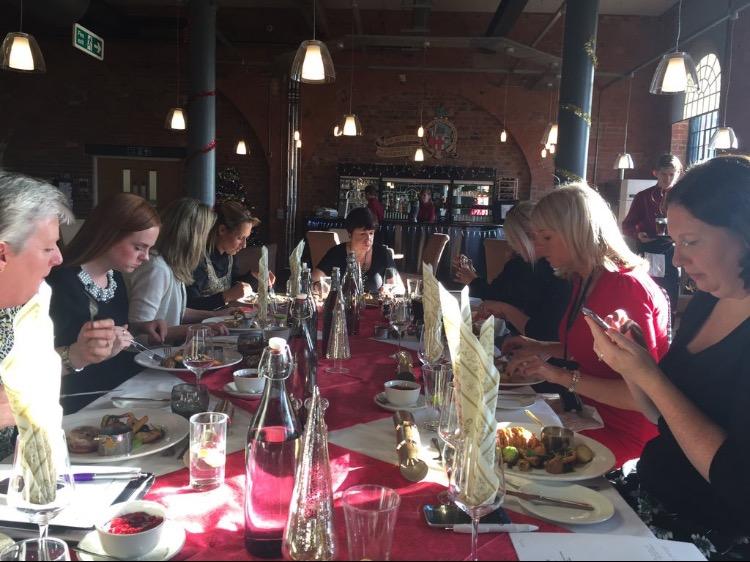 Enterprising Women Lunch