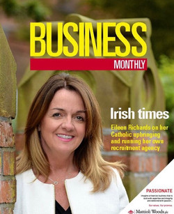 Business Monthly Magazine