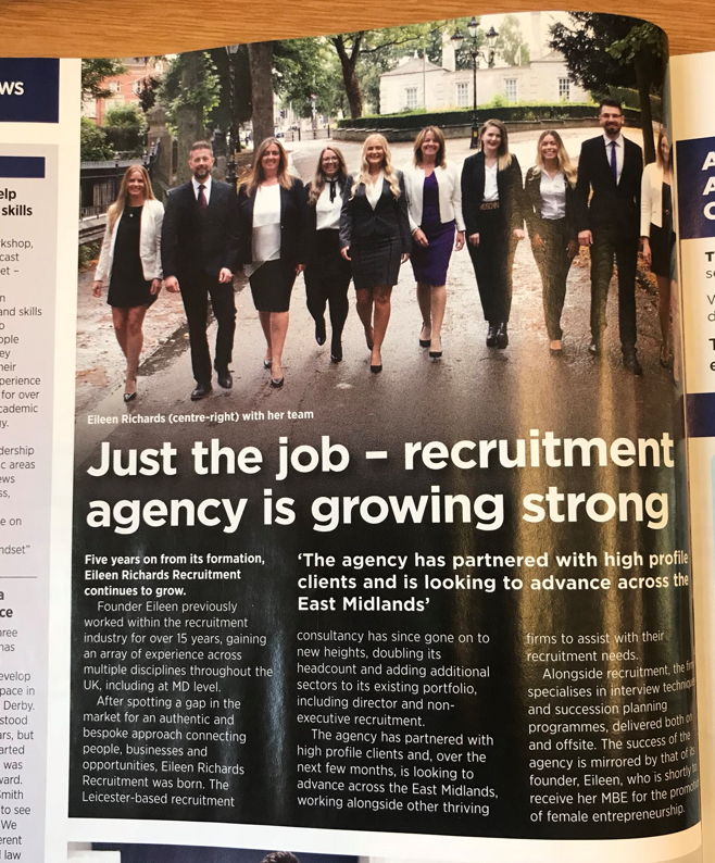 East Midlands Chamber mag
