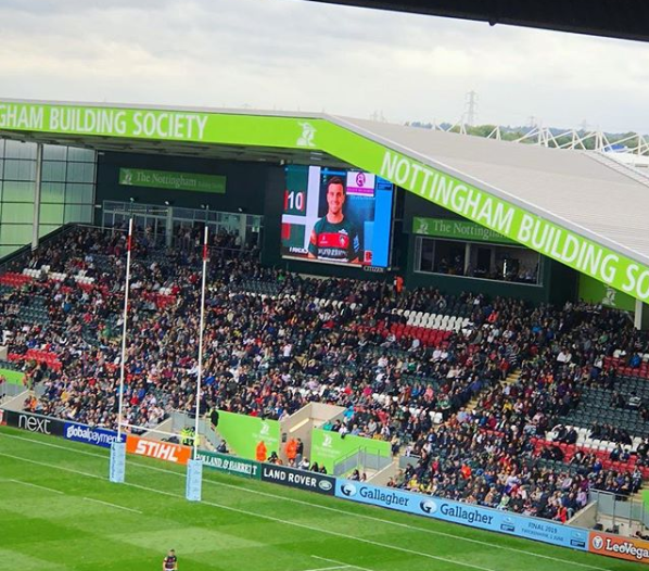 Sponsors of George Ford