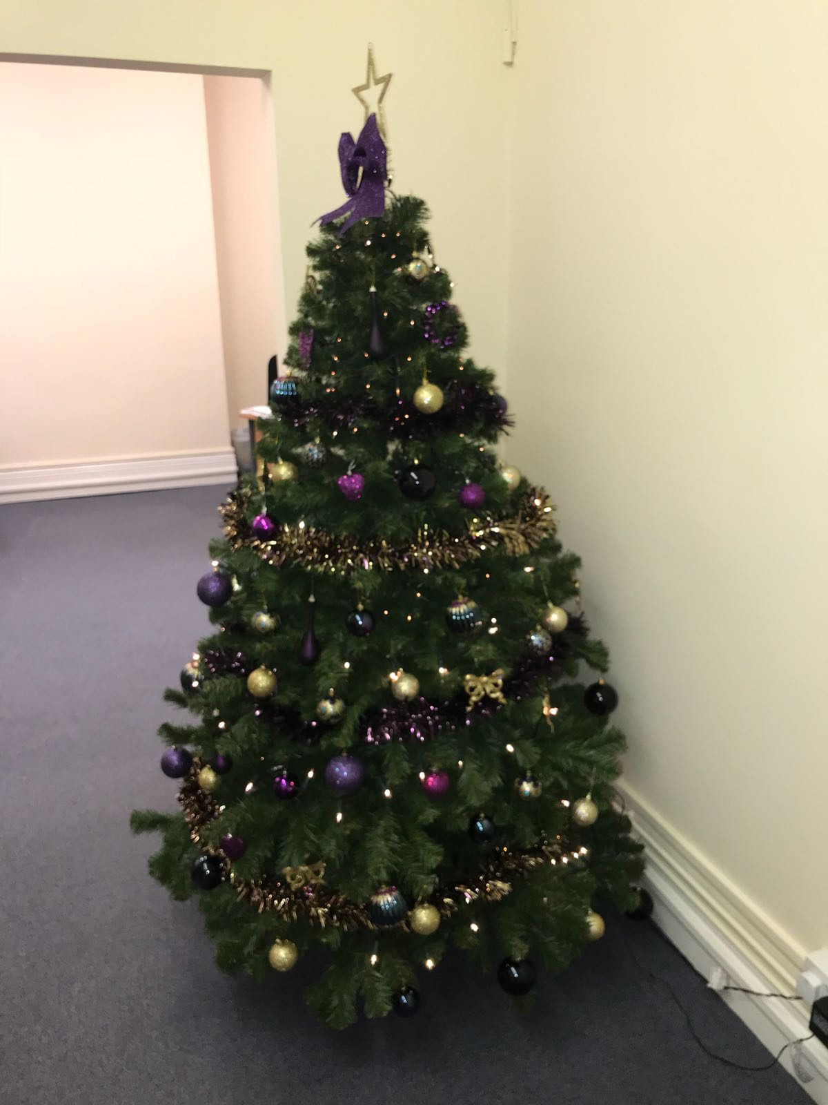Christmas in the Office!